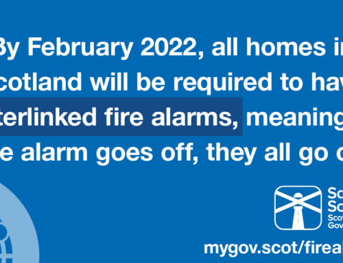 Scottish Government Fire Alarm Campaign